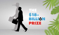 The $18-Billion Prize