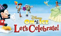 Disney On Ice - Let's Celebrate!